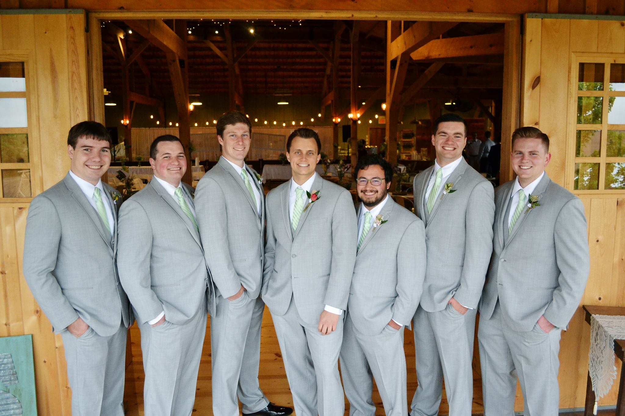1 - Wedding - The Guys